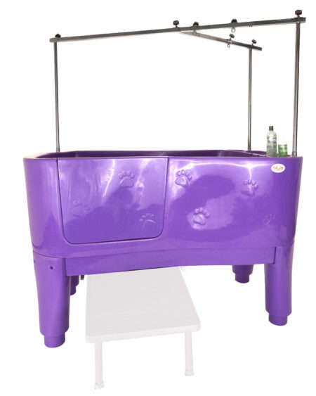 SMART COAT PLASTIC BATH PURPLE + FREE PRODUCTS VALUED @ $100.00 + 1/2 Price Freight