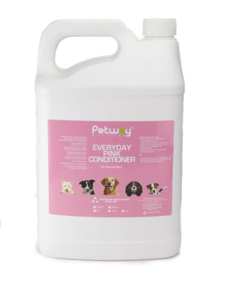PETWAY 5 LTR CONDITIONER EVERYDAY PINK
