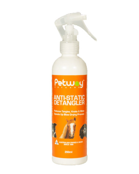 PETWAY ANTI-STATIC DETANGLER 250mls