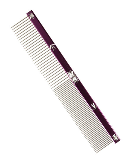 SMART COAT COMB PURPLE COARSE / FINE