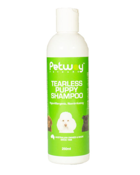 PETWAY 250 ML SHAMPOO TEARLESS PUPPY
