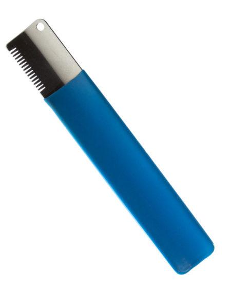 SMART COAT BLUE STRIPPING KNIFE 16 COARSE