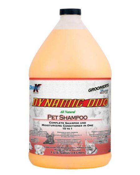 DOUBLE K SHAMPOO DYNAMIC DUO 3.8 litre