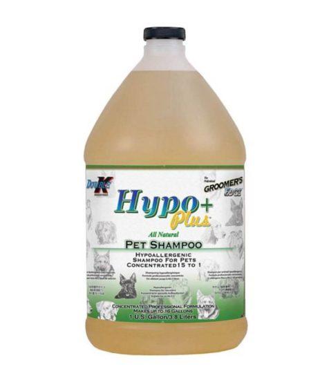 DOUBLE K SHAMPOO 3.8 LTR HYPO + PLUS