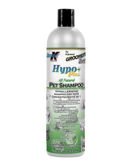 DOUBLE K SHAMPOO 473 ML HYPO + PLUS