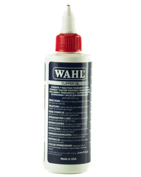WAHL CLIPPER BLADE OIL  118ML