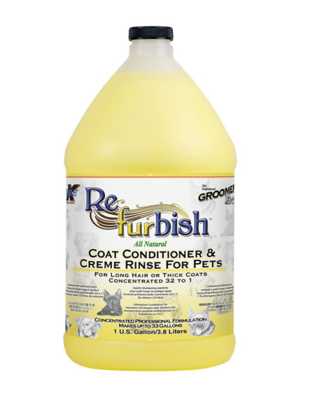 DOUBLE K CONDITIONER  RE-FUR-BISH 3.8 lt