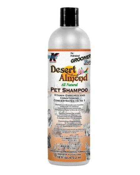 DOUBLE K SHAMPOO 473 ML DESERT ALMONDS