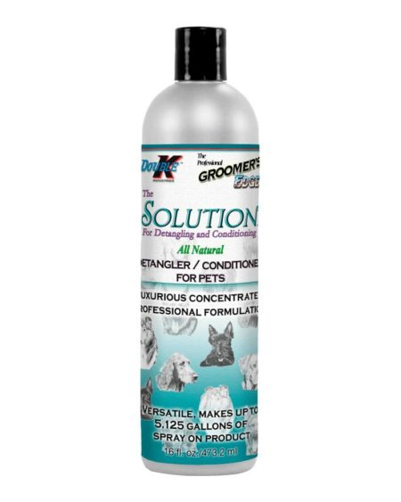 DOUBLE K CONDITIONER THE SOLUTION 473mls