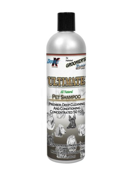 DOUBLE K SHAMPOO 473 ML ULTIMATE PREMIER