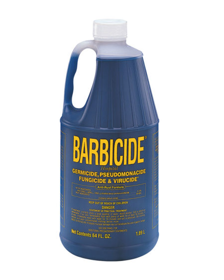 BARBICIDE DISINFECTING LIQUID  1.8 litre