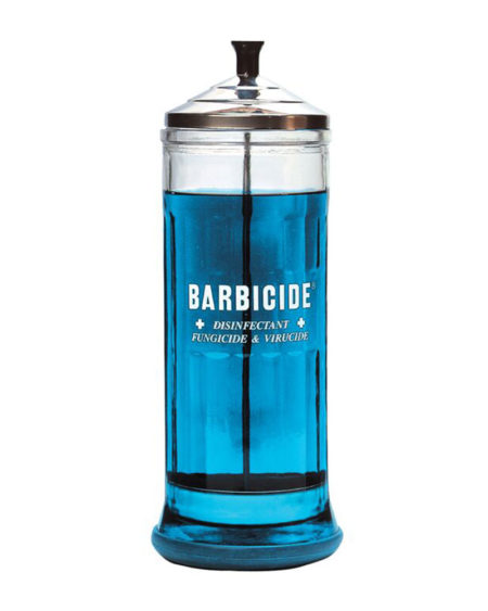 BARBICIDE DISINFECTING JAR