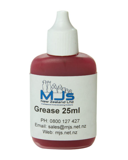 MJS GREASE 25ML DROPPER BOTTLE