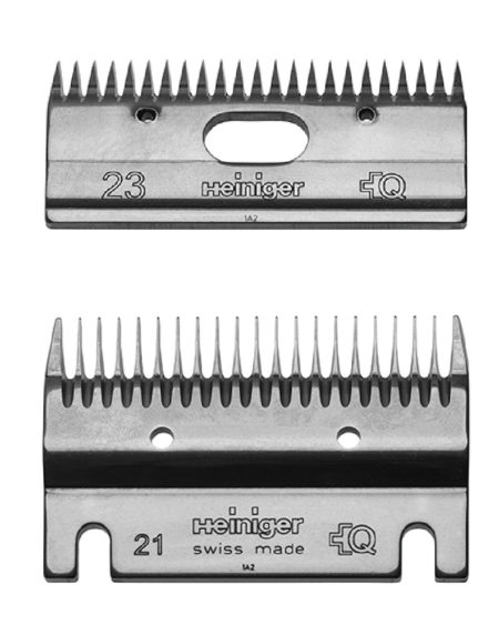 HEINIGER BLADE SET CATTLE 21-23