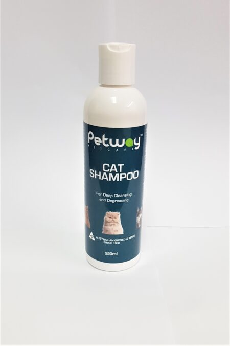 PETWAY 250 ML SHAMPOO CAT