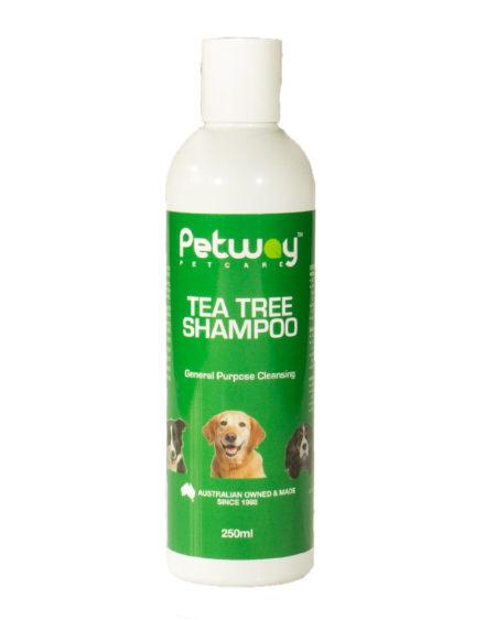 PETWAY 250 ML SHAMPOO TEA TREE