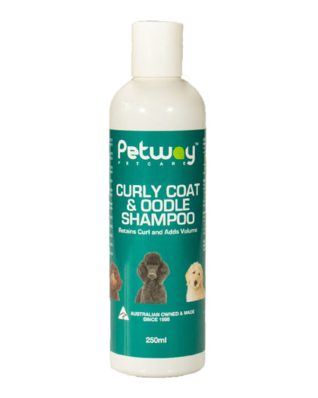 PETWAY 250 ML SHAMPOO CURLY COAT & OODLE