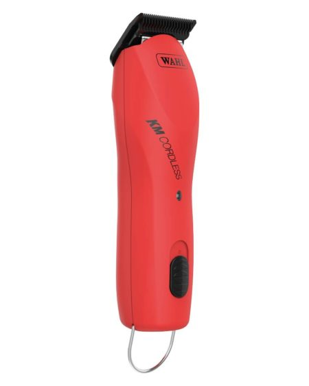 WAHL KM CORDLESS 2 SPEED CLIPPER