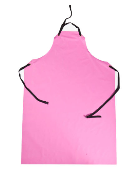 SMART COAT BATH APRONS PINK