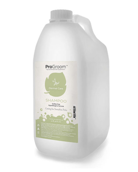 PROGROOM 5 LTR DERMAL CARE SHAMPOO