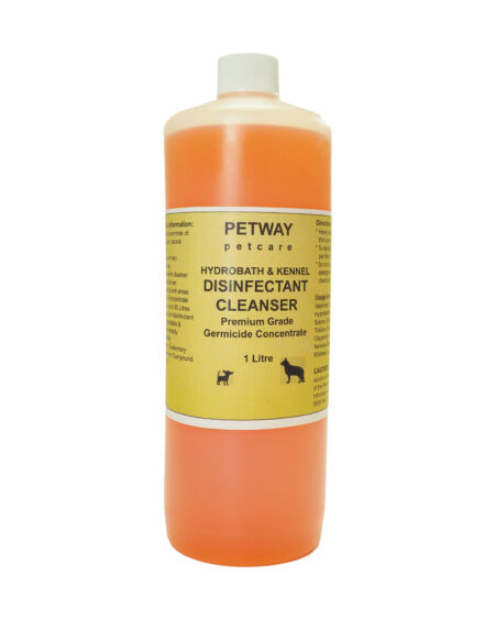 PETWAY DISINFECTANT CLEANSER 1ltr