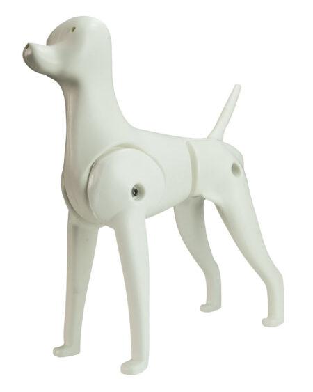 Model Dog Teddy Bear Mannequin