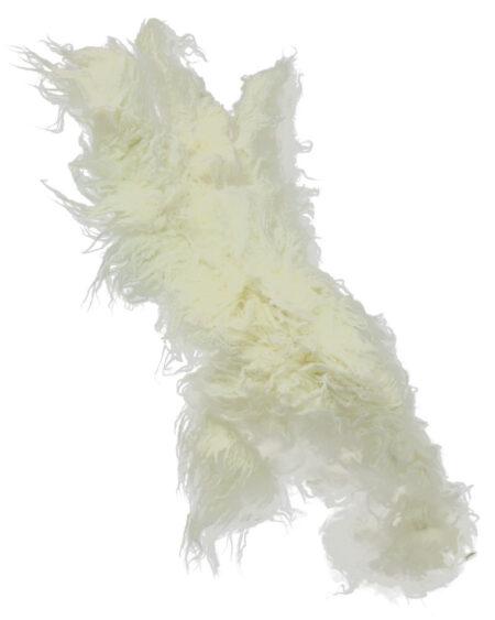 Model Teddy Bear Full Coat (white only)
