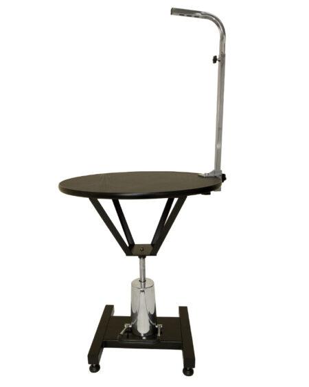 AEOLUS ROUND HYDRAULIC TABLE