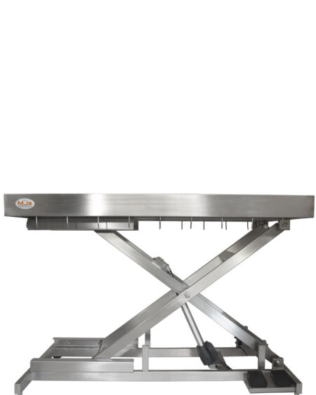 AEOLUS ELECTRIC LIFT SURGICAL/EXAM TABLE WITH DRAIN HOLE