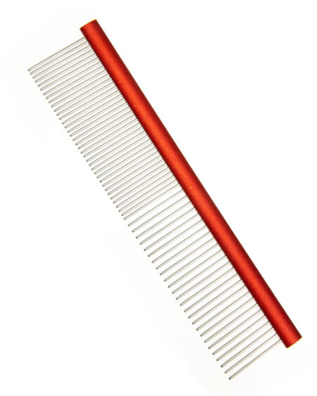 SMARTCOAT RED  COMB  COARSE/FINE  LONG PIN