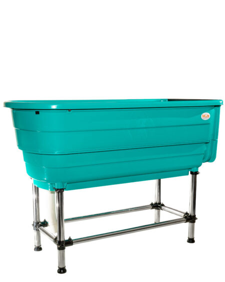 SMARTCOAT PLASTIC BATH TUB WITH RAMP
