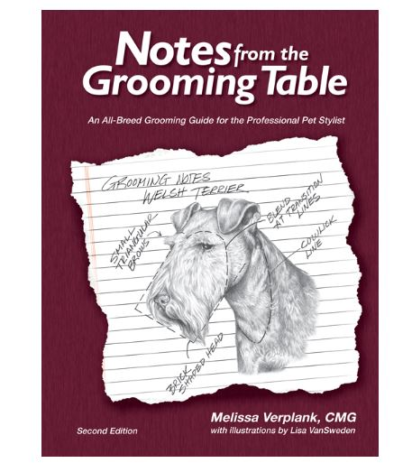 NOTES FROM THE GROOMING TABLE 2ND EDITION