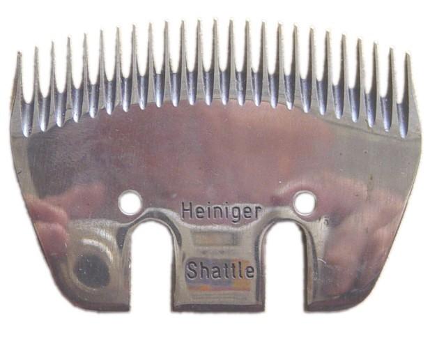 HEINIGER BLADE SHATTLE COMB