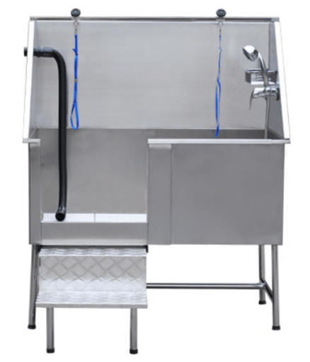 SMART COAT STAINLESS STEEL BATH WITH STEP + FREE PRODUCTS VALUED @ $105.36 +
